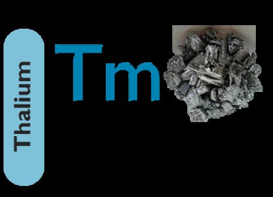 Thulium (Tm)