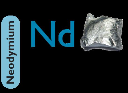 Neodymium (Nd)