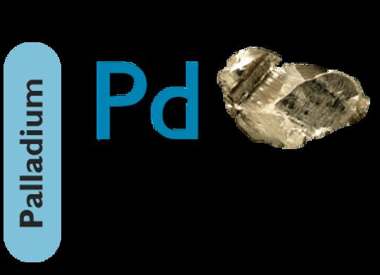 Palladium (Pd)