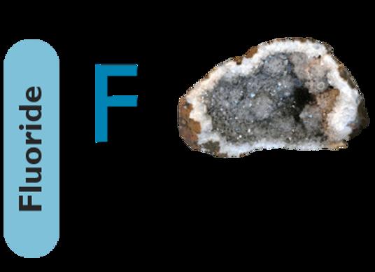 Fluoride (F)