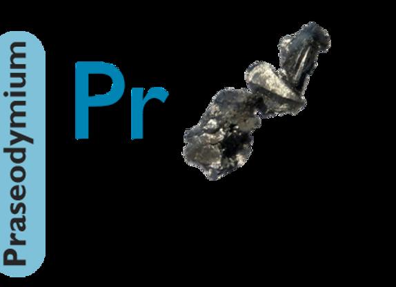 Praseodymium (Pr)