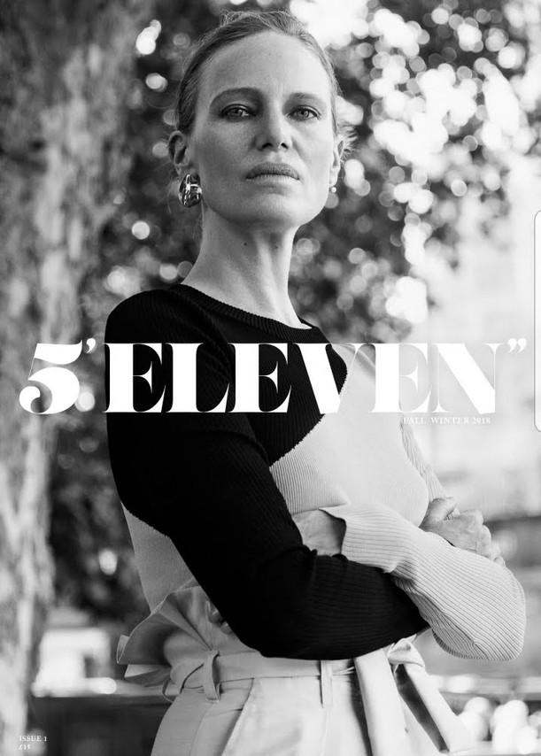 5eleven magazine (cover) sept 2018