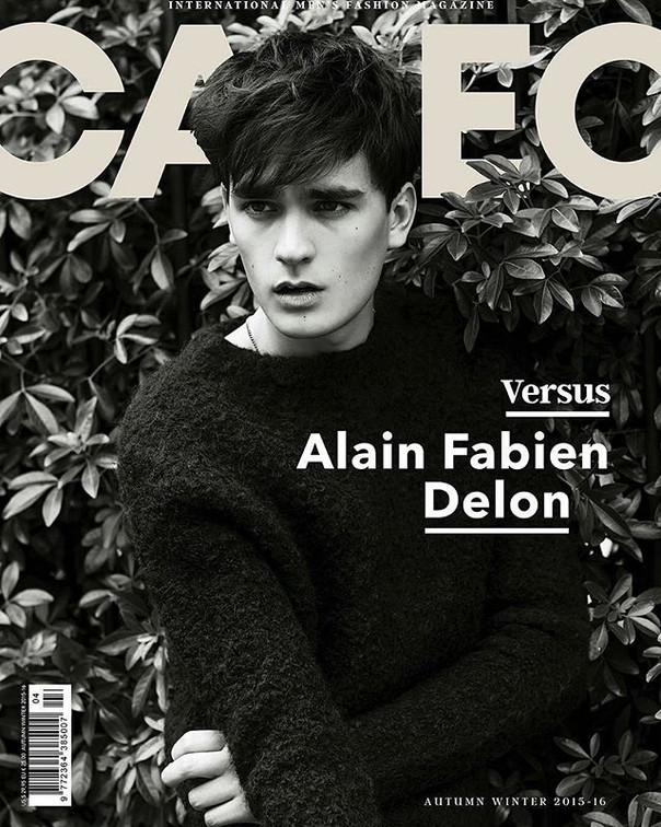cover CALEO magazine