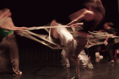 movement, improvisation, dance, gesamtatelier, london, the field, net