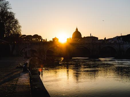 Roma, uma cidade fascinante pelos olhos de uma viajante