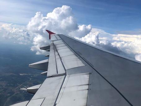Dicas para sua primeira viagem de avião