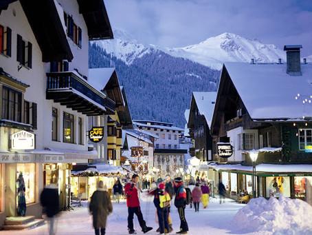 Viaje para Áustria sem sair de casa