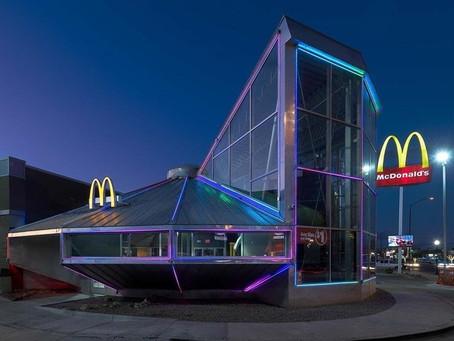 Os McDonald's mais diferentes no mundo