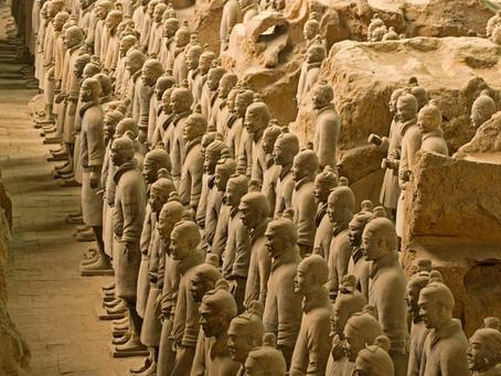 Lindos pontos turísticos na China