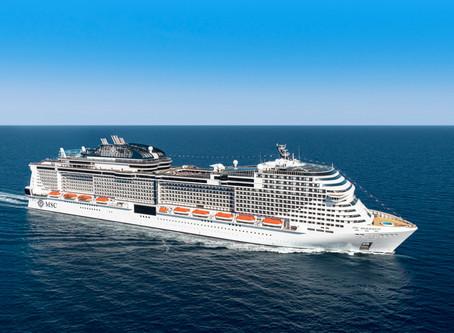 Cidades flutuantes: conheça os maiores navios de cruzeiro do mundo