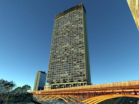 Sampa Sky: mirante do centro de São Paulo