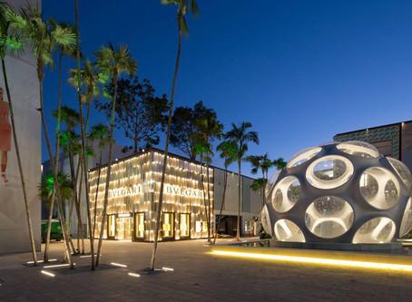Miami Design District: um ponto de parada incrível para amantes da moda, design e artes