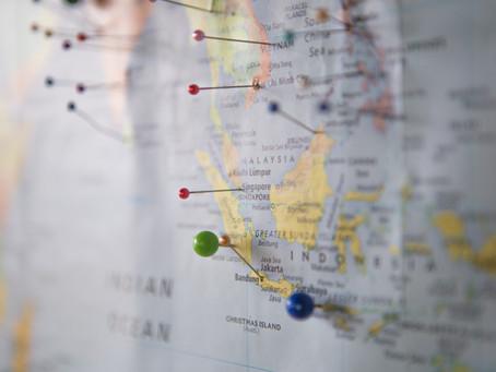 Melhores destinos internacionais para ir em março