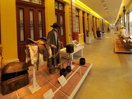 Museus virtuais nacionais para viajar