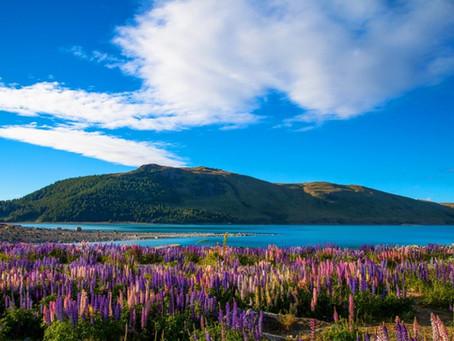 Conheça algumas das paisagens mais belas do planeta
