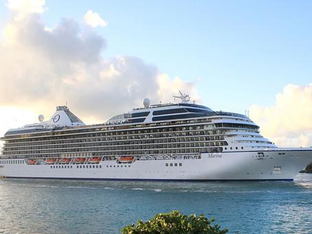 O Incrível Navio Marina: Oceania Cruises