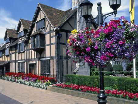 O que fazer em Stratford-upon-Avon: A cidade de Shakespeare, na Inglaterra