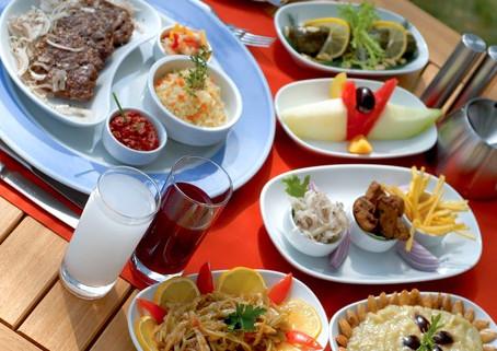 Curiosidades e restaurantes em Istambul