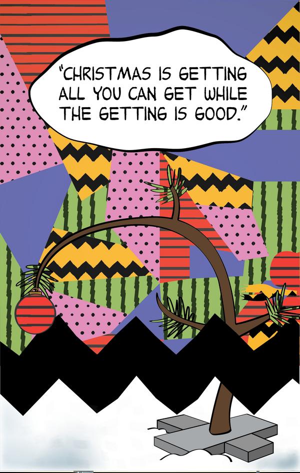 Charlie Brown Poster - Brandon_Raul Fina