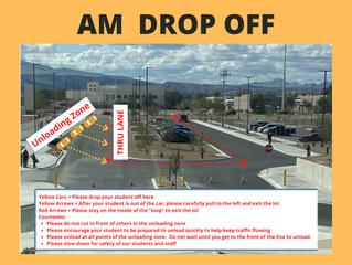 AM Drop/PM Pick Up Maps