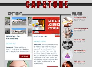 Senior Capstone Projects!