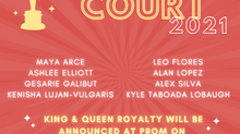 Prom Court 2021