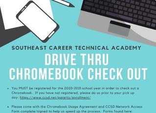 Chromebook Pick Up!