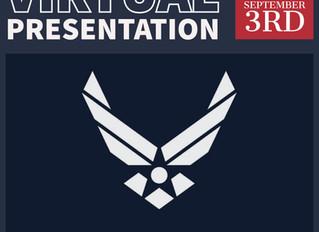 Airforce Virtual Presentation