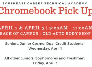 Chromebooks for Students During Break
