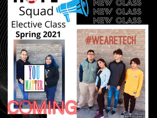HOPE SQAUD Elective Course!