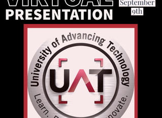 UAT Virtual Presentation