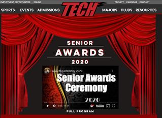 Senior Awards 2020!