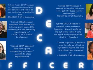 CTSO WEEK: DECA