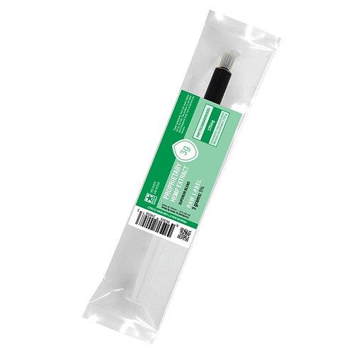 Green Label Raw Hemp Extract | 1g, 3g, 10g | >9% CBD/CBDa | Full Spectrum