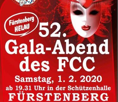 Besuch Galaabend FCC Fürstenberg