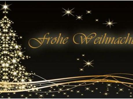 Grußwort zu Weihnachten!!!