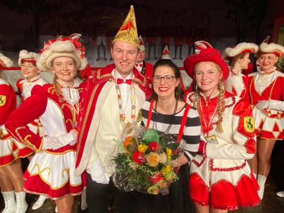 Prinz Karneval 2020 Jörn I. Hermes