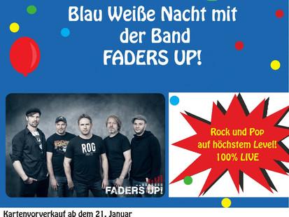 Besuch Blau Weiße Nacht in Scharmede!!!