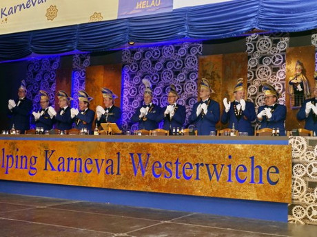 Besuch Kolpingkarneval in Westerwiehe!!!