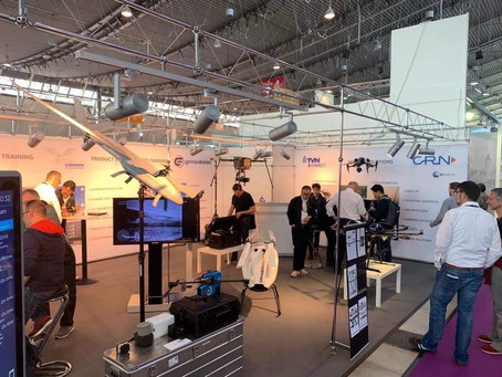 INTERGEO / INTERAERIAL SOLUTIONS, Stuttgart - another success!