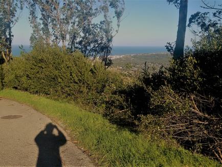 Trilha na Serra de Sintra