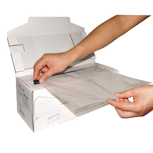 Vacuum Sealing Bags + Bag Roll Cutter Box