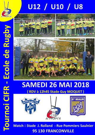 Les matches ce week-end