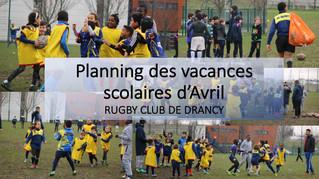 Rugby Chemin d'Avenir