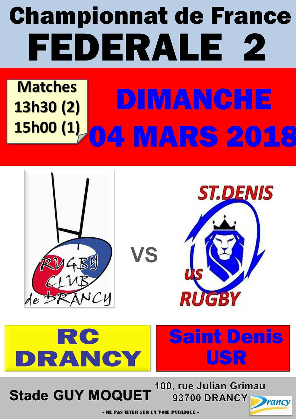 RC Drancy