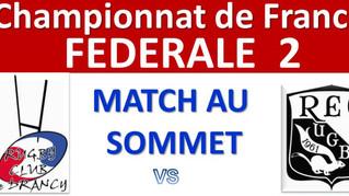 Match RC DRANCY vs REC RENNES !