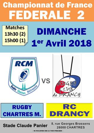 Match ARRAS vs RC DRANCY  !