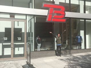 Visit to TB12 Boston