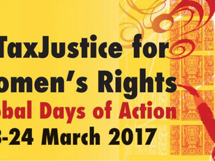 Tax Justice and Women's Rights