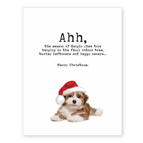 CHRISTMAS PUP